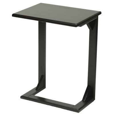 Emerson End Table Finish: Black