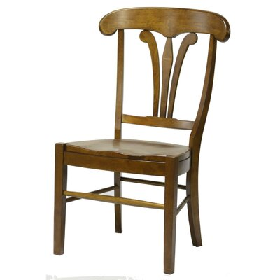 Wildwood Side Chair Finish: Tobacco