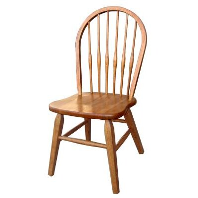 Henley Side Chair Finish: Harvest Oak