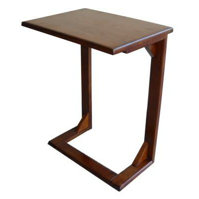 Emerson End Table Color: Tobacco