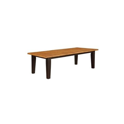 Avon Dining Table Finish: Tobacco