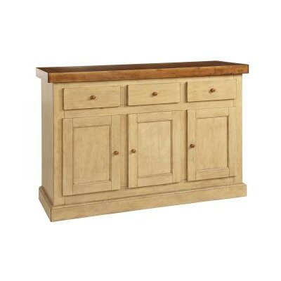 Vaughn Sideboard Color: Two Tone