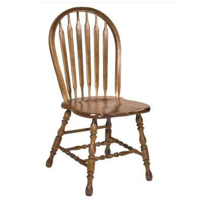 Isley Side Chair Finish: Medium Oak