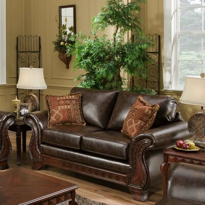 186902-4800 AMF1288 Chelsea Home Dixon Loveseat