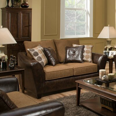 183202-4820 AMF1313 Chelsea Home Richmond Loveseat