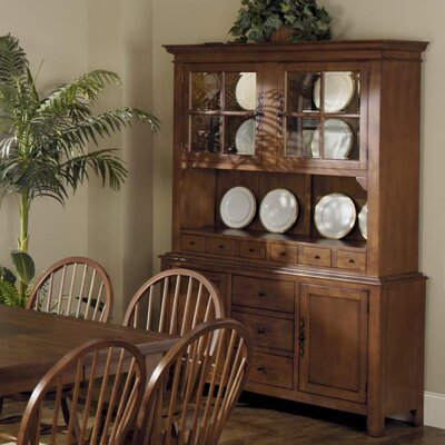 Bedford China Cabinet Color: Tobacco
