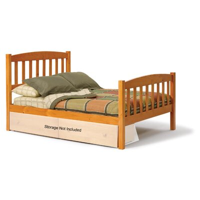 Mission Slat Bed Size: Full