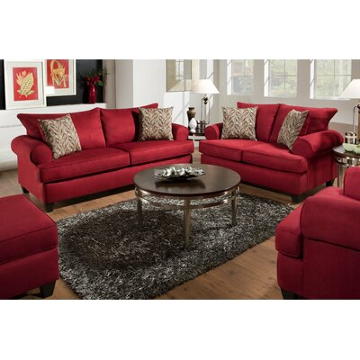Chelsea Home 182908-2150-SL-MB / 182908-2151-SL-MC William Sleeper Living Room Collection