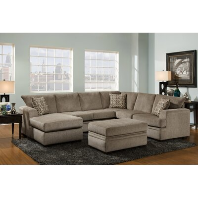Louis Reversible Sectional