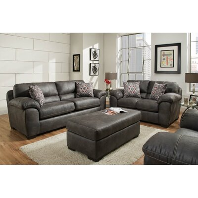 Chelsea Home 185407-8631-S-SG / 185407-8630-S-SS Ace Living Room Collection