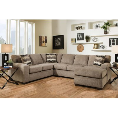 185230-4213-SEC-PP Chelsea Home Right Hand Facing Sectionals