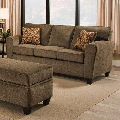 Ashton Sofa Upholstery: Cornell Cocoa