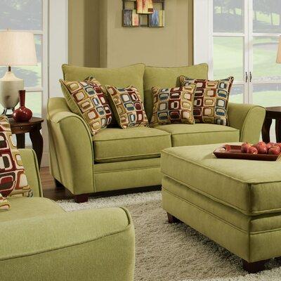 Cupertino Sofa Upholstery: Haskett Basil