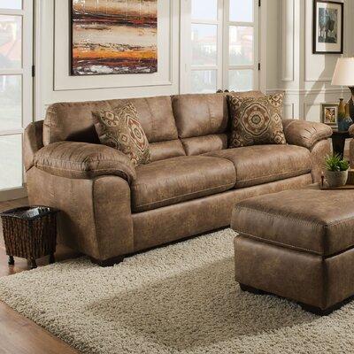 Ace Sofa Upholstery: Santa Fe Silt