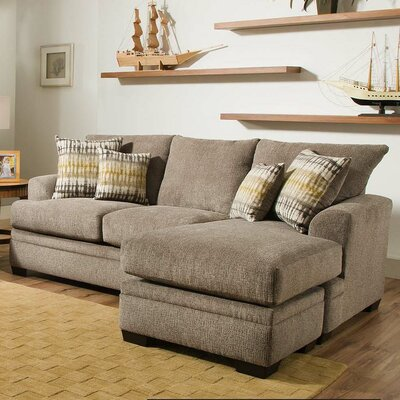 Calexico Reversible Sectional