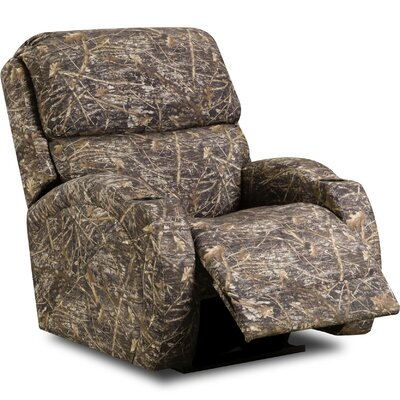 Homer Recliner Type: Manual