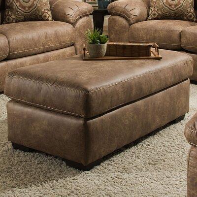 Ace Ottoman Upholstery: Santa Fe Silt