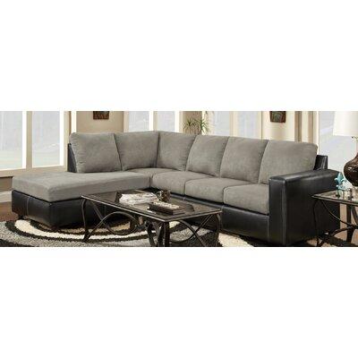Chelsea Home 193650-SEC-SG Harford Sectional Upholstery
