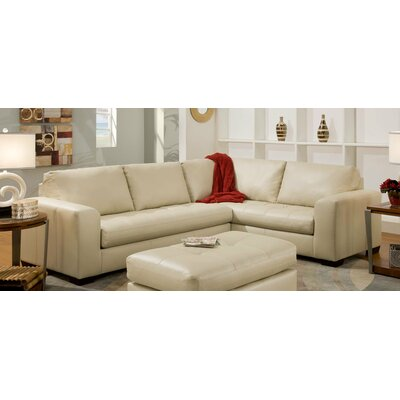 Chelsea Home 181230-8800-SEC-ABMB Almeda Sectional