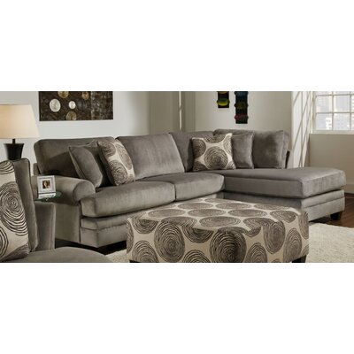 Chelsea Home 738642-6167-35292 Rayna Sectional Upholstery