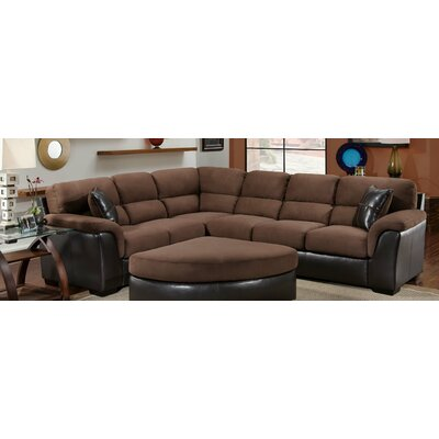 Chelsea Home 75E388-6365 McLean Sectional
