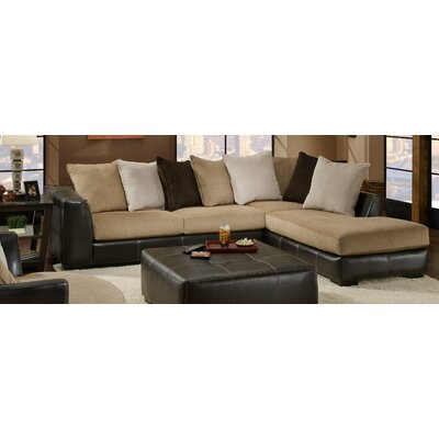 Chelsea Home 730348-61723-52818 Amherst Sectional