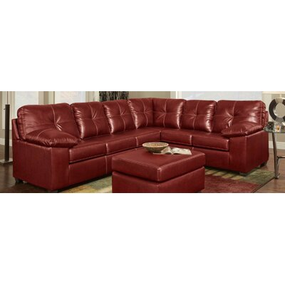 Chelsea Home 474400-SEC-TR Tamera Sectional Upholstery