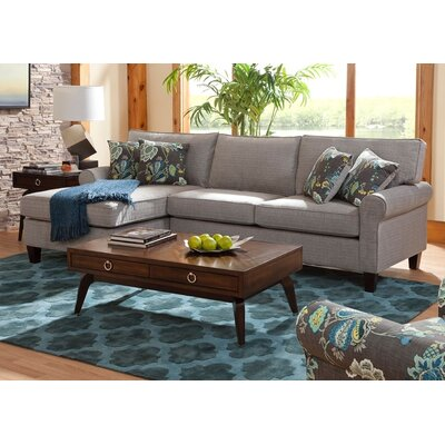 Hyde Sectional Orientation: Left