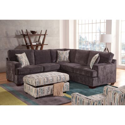 256900-20R-SEC-TA Chelsea Home Sectionals
