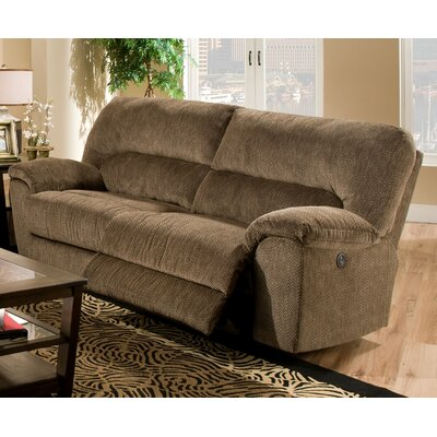 Parr Reclining Sofa Type: Power