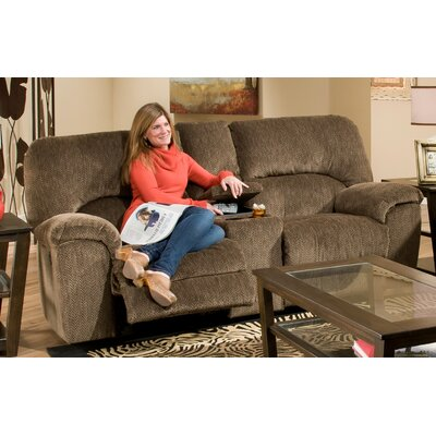 Parr Reclining Sofa Type: Manual
