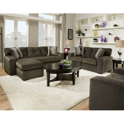 Rockland Reversible Sectional