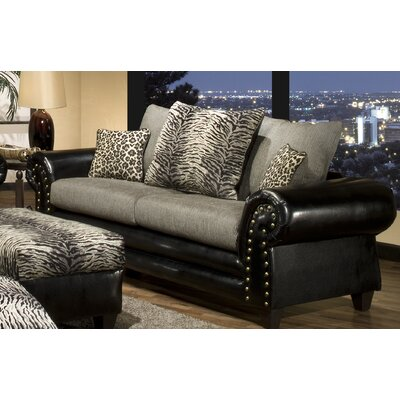 Chelsea Home 299950-S-DBRG Caldwell Living Room Collection