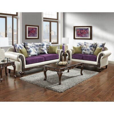 Olaf Configurable Living Room Set