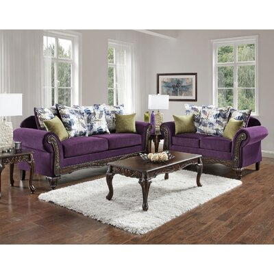 Chelsea Home CHFC3751 Anna Living Room Collection