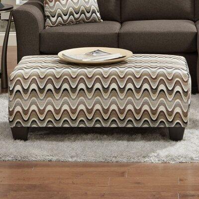 Weaver Ottoman Upholstery: Sonar Shift