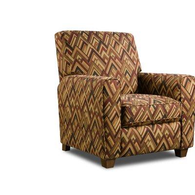 Barras Recliner Upholstery: Boomerang Sunset
