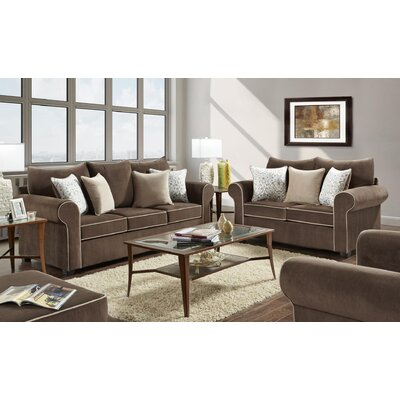 York Configurable Living Room Set