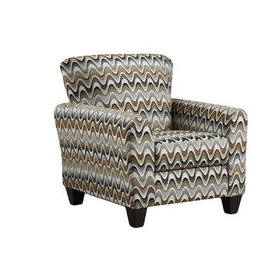 Weaver Armchair Upholstery: Sonar Shift