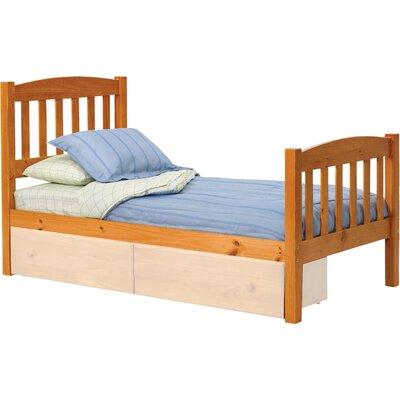 Mission Slat Bed Size: Twin