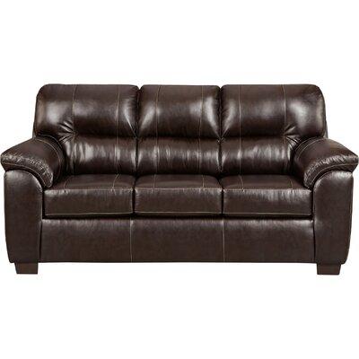 Gardner Sleeper Sofa Upholstery: Austin Chocolate
