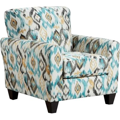 Conann Armchair Upholstery: Aqua