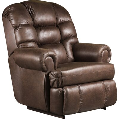 Philip Manual Recliner Type: Manual