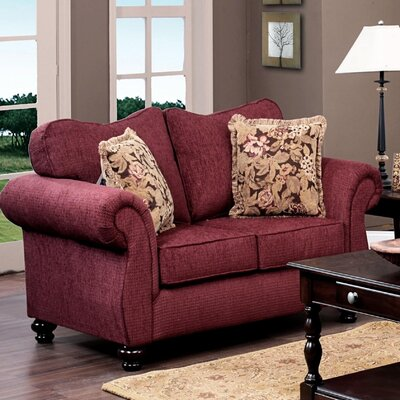 6646-L VRN1053 Chelsea Home Ruthie Loveseat