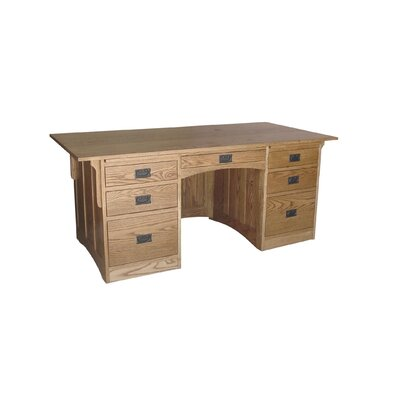 Rutgers Executive Desk Product Image 283