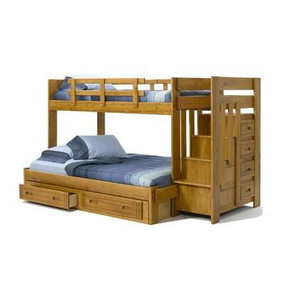 Bunk Bed Configuration: Twin over Full