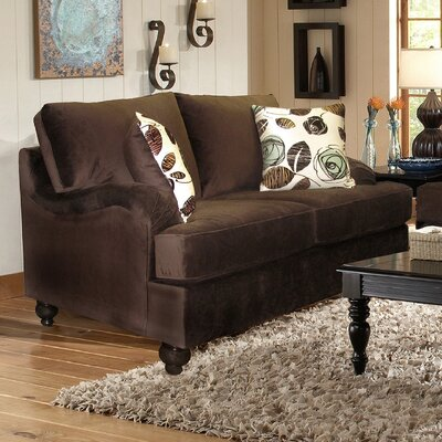Chelsea Home 256700-20 Chloe Loveseat