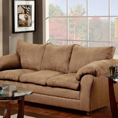 Gail Sofa Upholstery: Victory Lane Taupe