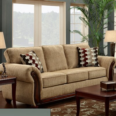 478100-S-RH CHFC1890 Chelsea Home Courtney Sofa