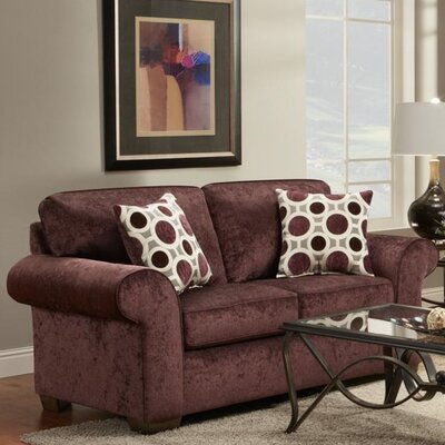 195302-PE CHFC2294 Chelsea Home Worcester Loveseat